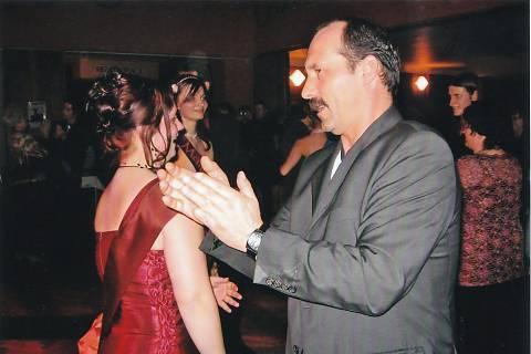 FOTKA - maturitní ples ****