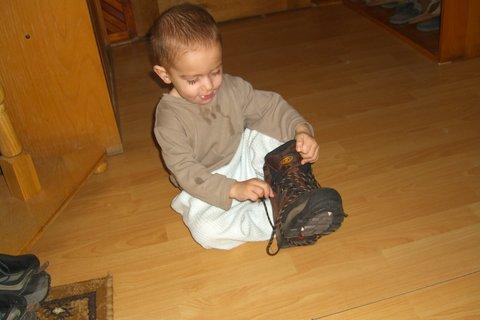FOTKA - a znova som si ju obul