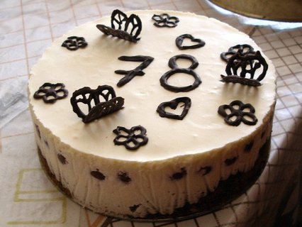 FOTKA - Torta pre starkého