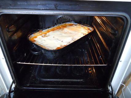 FOTKA - Lasagne - pred pečením