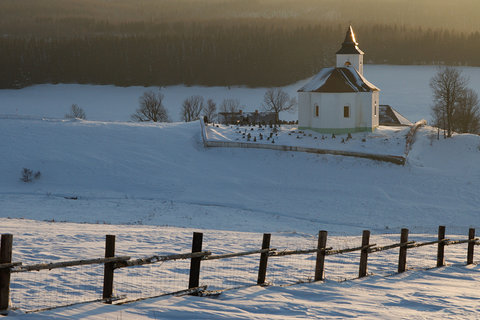 FOTKA - Za kostelem