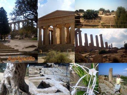 FOTKA - Agrigento ..vzpomínání .