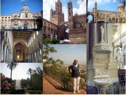 FOTKA - Monreale a PALERMO vzpomínání