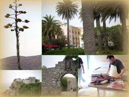 FOTKA - Sicílie..vzpomínání