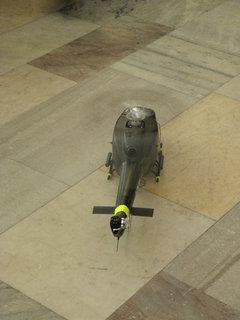 FOTKA - Vrtulník přistává