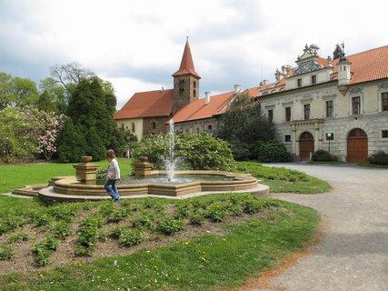 FOTKA - Průhonický park 1