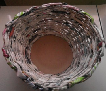 FOTKA - Papírový košíček 4