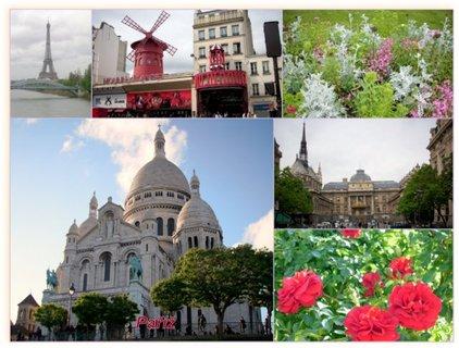 FOTKA - Paříž - vzpomínky1