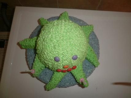 FOTKA - Chobotnice-jiný pohled