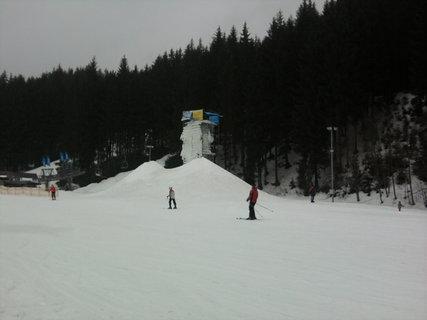 FOTKA - Stěna pro horolezce