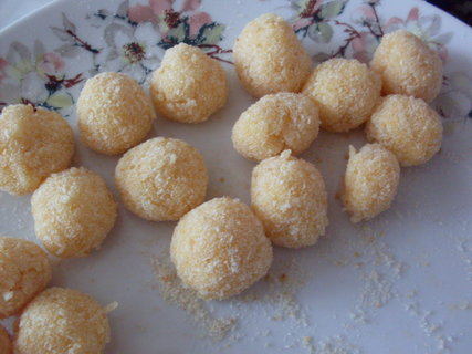 FOTKA - Sýrové kuličky