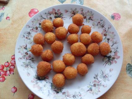 FOTKA - Sýrové kuličky..