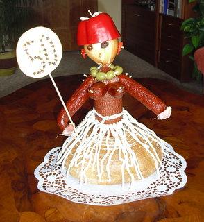 FOTKA - salámová panenka