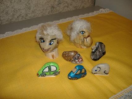 FOTKA - malované kameny