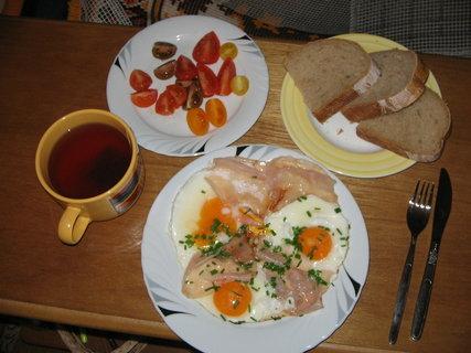 FOTKA - nedělní snídaně