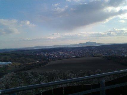 FOTKA - Večerní pohled na Hustopeče