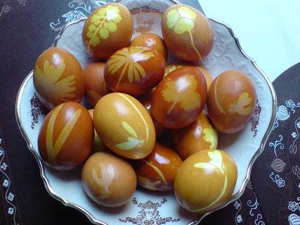 FOTKA - Velikonoční vajíčka