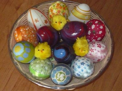 FOTKA - Velikonoční košíček