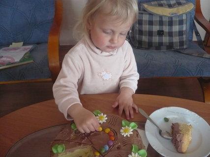 FOTKA - jíme dort