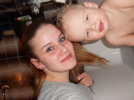 FOTKA - Petulka s maminkou