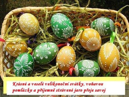 FOTKA - Veselé Velikonoce