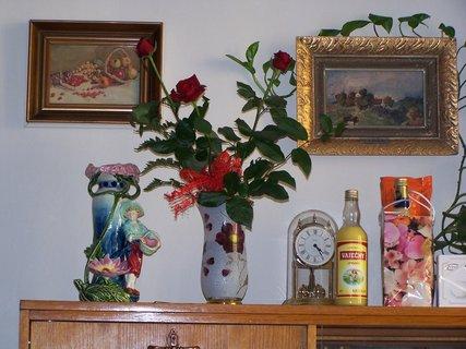 FOTKA - V bytě maminky