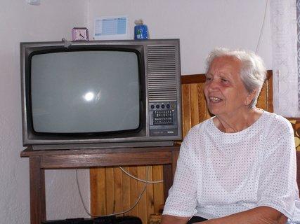 FOTKA - Na návštěvě u tety