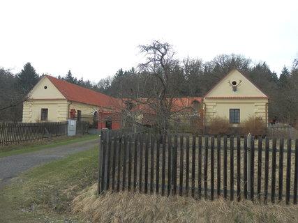 FOTKA - hájovna Knížecí studánky v Brdech