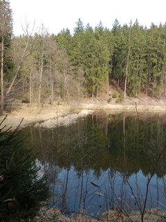 FOTKA - rybníček na Dobříšsku