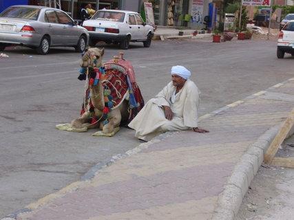 FOTKA - V Hurghadě