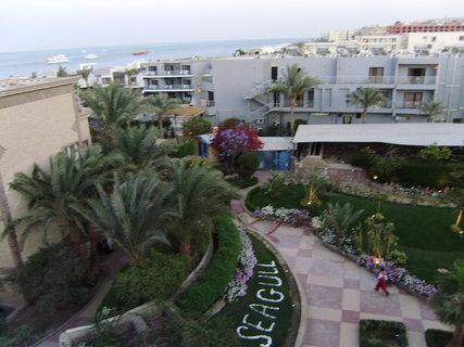FOTKA - Pohled na letovisko z hotelu