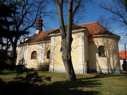 FOTKA - kostel v Panenském Týnci