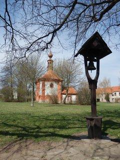 FOTKA - skanzen v obci Třebíz na Slánsku