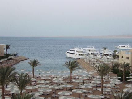 FOTKA - Pohled na rudé moře