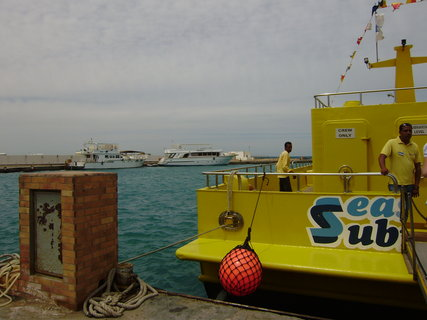 FOTKA - Loď s ponorem