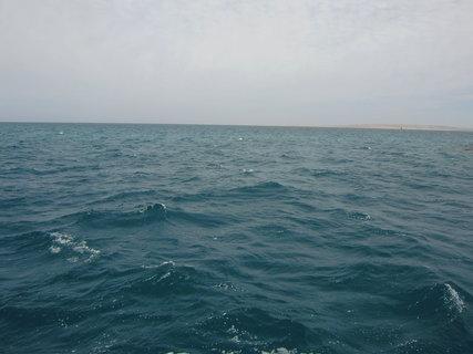FOTKA - Rud� mo�e - Hurghada
