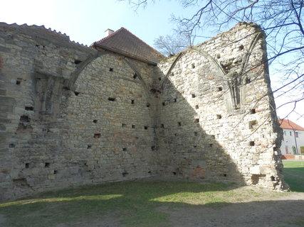 FOTKA - z jarn�ch v�let� - Panensk� T�nec - chr�m