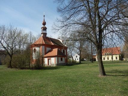FOTKA - Třebíz, kostelík