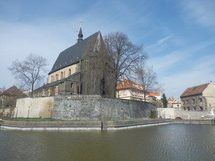 FOTKA - Slaný - Kostel sv. Gotharda