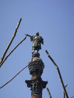 FOTKA - Kolumbův sloup