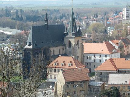 FOTKA - Slaný, děkanský kostel sv. Gotharda