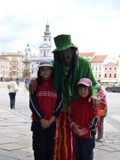 FOTKA - 3-dcéra s rodinou na dovolenke v Južných Čechách