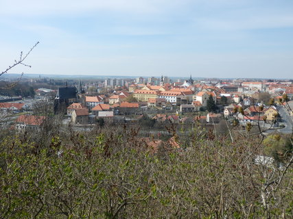 FOTKA - výhled na město Slaný *