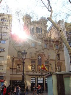 FOTKA - V ulicích Barcelony