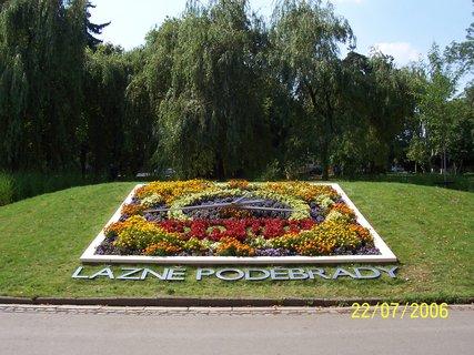 FOTKA - Lázeňský park v Poděbradech