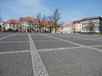 FOTKA - náměstí v královském městě Slaný