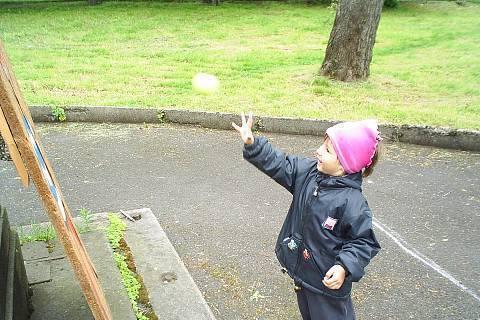 FOTKA - Den dětí házení míčkem do huby 1