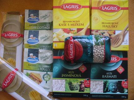 FOTKA - střední balíček Lagris