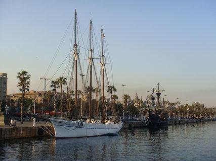 FOTKA - Krásná plachetnice