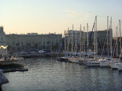 FOTKA - Jachty v přístavu
